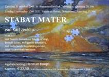 Affiche Stabat Mater